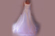 Robe de mariée perles style princesse - Occasion du Mariage