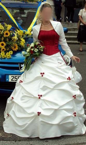 Robe de mariée et accessoires - Rhône