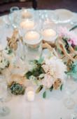 Location vases cylindriques décoration de mariage - Occasion du Mariage