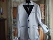 Costume de marié Blanc et noir complet d'occasion