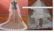 Voile de mariée blanc - Occasion du Mariage