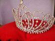 Splendide diadème en cristal Miss ou Mariée - Occasion du Mariage