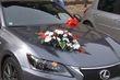 Décoration de voiture - Occasion du Mariage