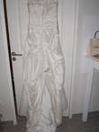 Robe de mariée illi tulle pas cher + voile + mitaine + jupon 2012 - Occasion du Mariage