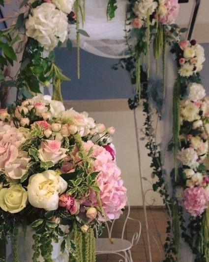 d coration florale de mariage paris