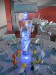 8 vases centre de table mariage  - Occasion du Mariage