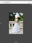 Robe de mariée organdi - Occasion du Mariage