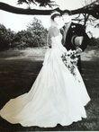 Magnifique Robe de Mariée de Londres chez Harrods
