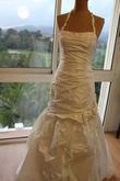 Robe de mariée boho chic moderne et luxueuse  - Occasion du Mariage