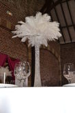 Lot de 10 vases 60 cm type soliflore - Occasion du Mariage