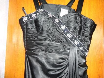 Magnifique robe bustier marque DS COUTURE en occasion - Pas de Calais