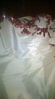 Superbe Robe de mariée Kassy Christine Couture broderie d'occasion - Var