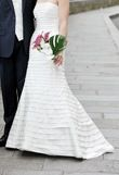 Robe de mariée Cymbelline + jupo, - Occasion du Mariage