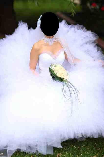 Robe de mariée Frédéric Alzra collection 2011 à Lyon - Occasion du Mariage