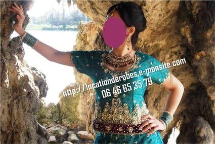 Location de tenues indiennes pour mariage