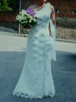 Magnifique robe de mariée T38 - Occasion du Mariage