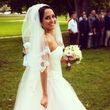 Superbe voile long 3m dentelle et perle blanc - Occasion du Mariage