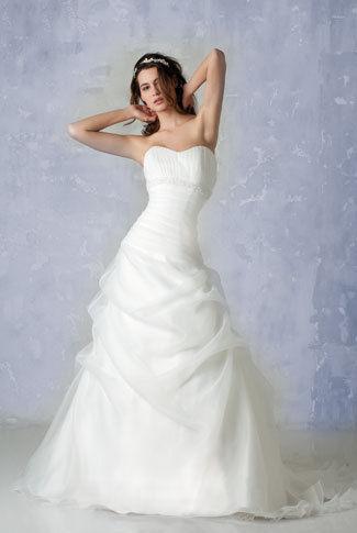 Robe de mariée Alexis Mariage Virgine d'occasion collection 2013