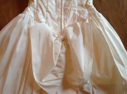 Robe de mariée PRONUPTIA taille 40 d'occasion - Gironde