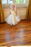 robe cérémonie fillette - Ardennes