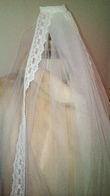 Loue voile de mariée cathédrale   - Occasion du Mariage