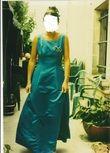 Robe de soirée Bleue Electrique Point Mariage - Occasion du Mariage