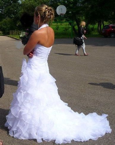 Robe de mariee occasion metz