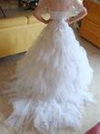 Magnifique robe de mariée T 38 Annie Couture - Occasion du Mariage