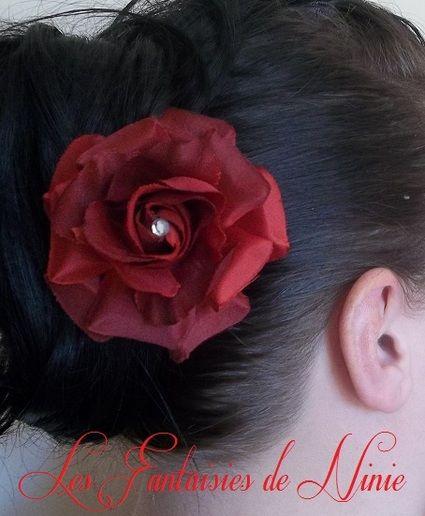 Epingle à cheveux de mariée pas cher en 2012 - Occasion du Mariage