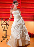 Robe de mariée bicolore T38 - Occasion du Mariage