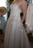 robe de mariee dentelle de calais - Occasion du Mariage