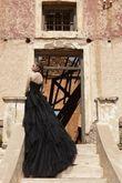 Robe de mariée noir baroque pronuptia - Essonne