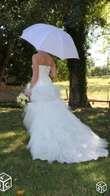 Robe cymbeline - TBE - 2012 - Occasion du Mariage