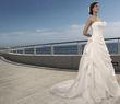 Magnifique robe de mariée collection Miss France Paris