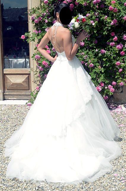 Robe de mariée modèle Marquise T38 - Isère