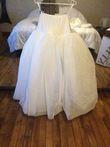 Robe de Mariée+Jupon+Boléro, jamais portés  - Occasion du Mariage