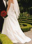 Robe de mariée Marylise Ivoire taille 36/38 pas cher d'occasion 2012 - Rhône Alpes - Rhône - Occasion du Mariage