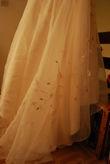Robe de mariée 1 pièce couleur crème pas cher en 2013 - Occasion du Mariage