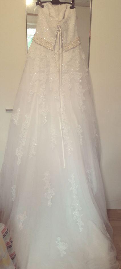 Robe de mariée  - Réunion