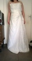 jolie robe de mariee - Occasion du Mariage
