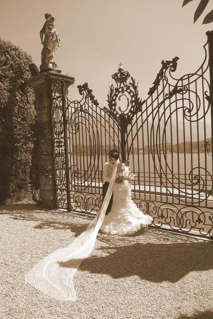 Robe de mariée pas cher / Mariage / CHRISTINA WU Haute Couture 2012 - Occasion du mariage