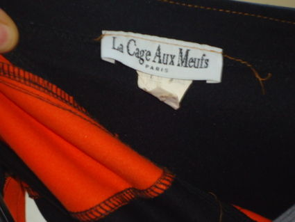 Robe de soirée La cage aux meufs à Paris