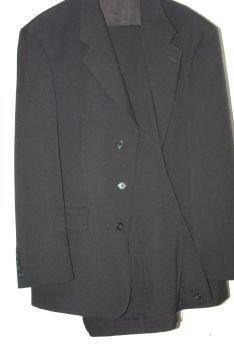 Costume de marié noir pas cher - Occasion du mariage