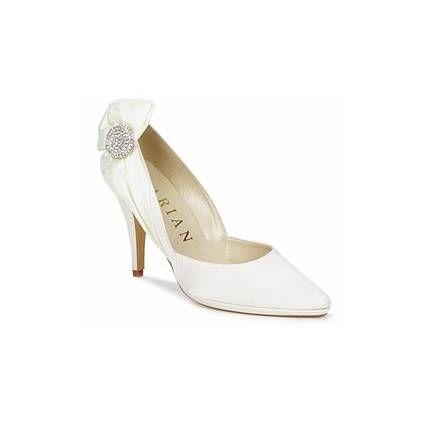 Chaussures mariée Marian Melindya Blanc T41 - Occasion du Mariage