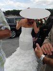 Robe bustier grande qualité - Occasion du Mariage