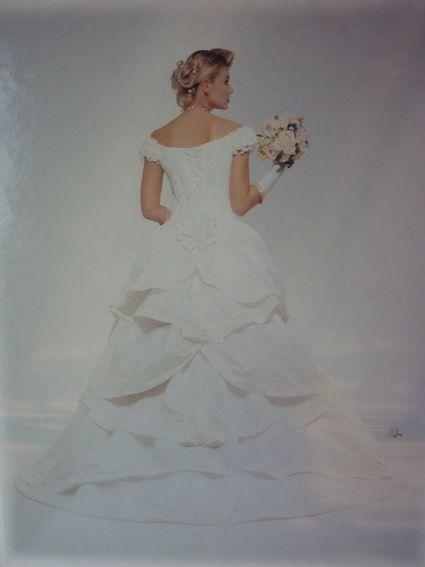 Vend robe de mariée  - Oise