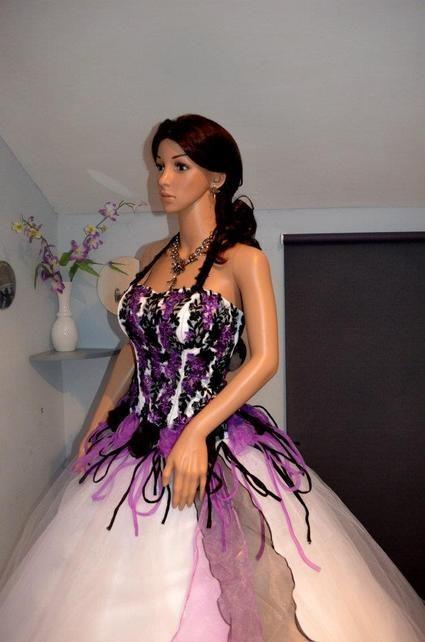 Robe de mariée originale Armilani mariage pas cher - Occasion du ...