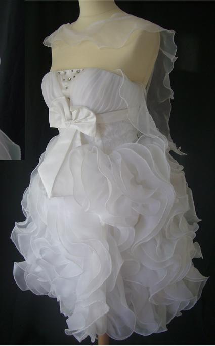 Robe de mariée originale et pas cher - Occasion du mariage