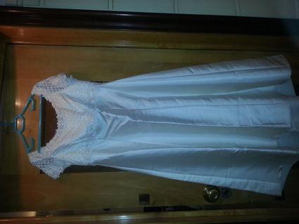 Robe de mariée Cymbeline grande taille (48/52) d'occasion en 2013