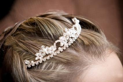 Bijoux / Diadème de mariée pas cher - Occasion du mariage